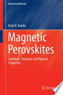 Magnetic Perovskites Book