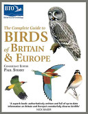 The Complete Guide to Birds of Britain & Europe