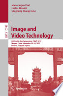 Image and Video Technology Book