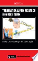 Translational Pain Research Book PDF