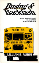 Busing and Backlash