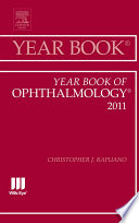 Year Book Of Ophthalmology 2011 E Book Book PDF
