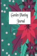 Garden Planting Journal