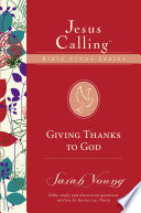 Giving Thanks To God Book