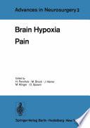 Brain Hypoxia Book