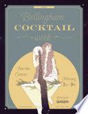2020 Bellingham Cocktail Week Guidebook Book