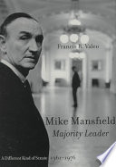 Mike Mansfield, Majority Leader