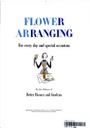 FLOWERS ARRANGING  FOR EVERYDAY AND SPECIAL OCCASIONS