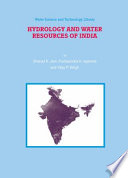 Hydrology And Water Resources Of India Book PDF