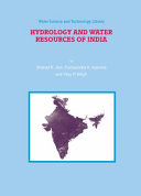 Hydrology and Water Resources of India Book