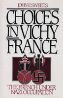 Pdf Choices in Vichy France Telecharger