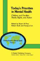 Today   s Priorities in Mental Health