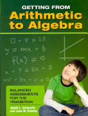 Getting from Arithmetic to Algebra