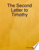 The Second Letter to Timothy
