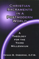 Christian Sacraments in a Postmodern World
