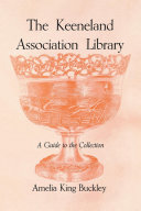 The Keeneland Association Library