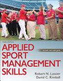 Applied Sport Management Skills Pdf/ePub eBook