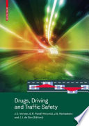 Drugs Driving And Traffic Safety Book PDF