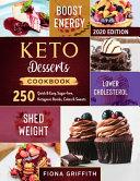 Keto Dessert Cookbook 2020