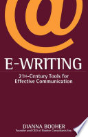 E Writing Book