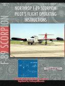 Northrop F 89 Scorpion Pilot s Flight Operating Manual