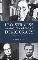 Leo Strauss and Anglo-American Democracy