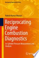 Reciprocating Engine Combustion Diagnostics