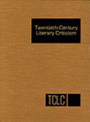 Twentieth century Literary Criticism Book