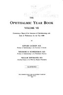 The Ophthalmic Year Book ...