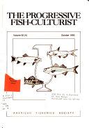 The Progressive Fish Culturist Book