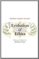 Evolution & Ethics