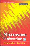 Microwave Engineering 2E
