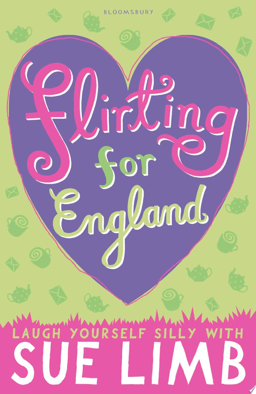 Flirting for England banner backdrop