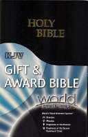 KJV Gift and Award Bible with World s Visual Reference System