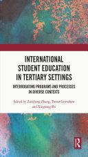 International Student Education in Tertiary Settings