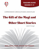 The Gift of the Magi and Other Stories Teacher Guide