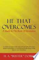 He That Overcomes