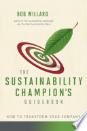 The Sustainability Champion S Guidebook Book PDF
