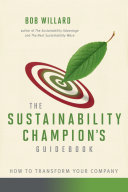 The Sustainability Champion s Guidebook