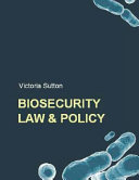 Biosecurity Law   Policy Book