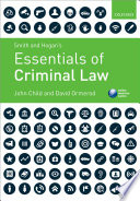 Smith   Hogan s Essentials of Criminal Law