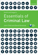Smith   Hogan s Essentials of Criminal Law