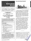 Navy Management Review