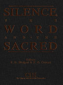 Pdf Silence, the Word and the Sacred Telecharger