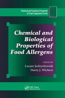 Chemical and Biological Properties of Food Allergens Book