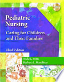 Pediatric Nursing Caring For Children And Their Families
