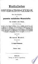 Musikalisches Conversations-Lexikon0