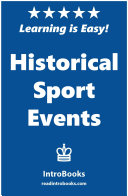 Historical Sport Events
