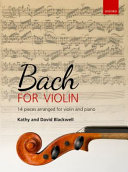 Bach for Violin