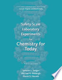 Safety scale laboratory experiments for chemistry for today safety scale laboratory experiments spencer l seagermichael r slabaughmaren s hansen limited preview 2016 fandeluxe Image collections